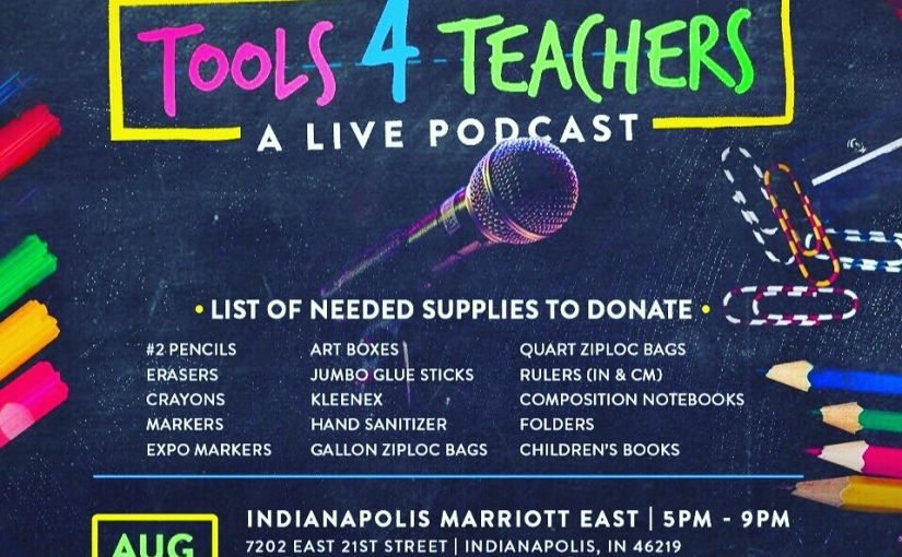 2nd Annual Tools 4 Teachers Fundraiser Event