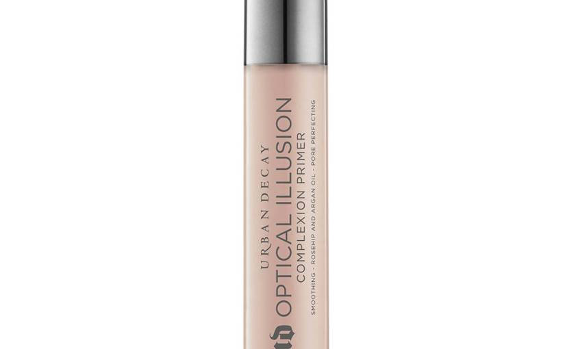Sunday Sample: Urban Decay OPTICAL ILLUSION COMPLEXION PRIMER